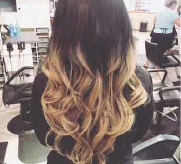 blond-ombre-hair-dark-roots-shear-paradise-salon-phoenix