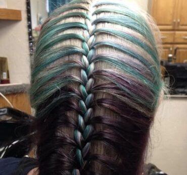 purple-braid-hair-shear-paradise-salon-phoenix