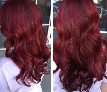 dark-red-hair-shear-paradise-salon-phoenix