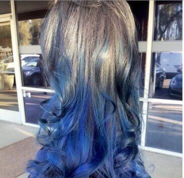 blue-ombre-hair-shear-paradise-salon-phoenix