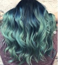 turquoise-blue-ombre-hair-shear-paradise-salon-phoenix