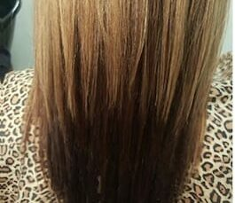 straightened-ombre-hair-shear-paradise-salon-phoenix