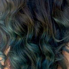 turquoise-ombre-hair-shear-paradise-salon-phoenix